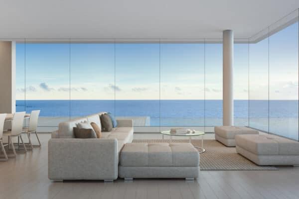 Maxi View Window Wall